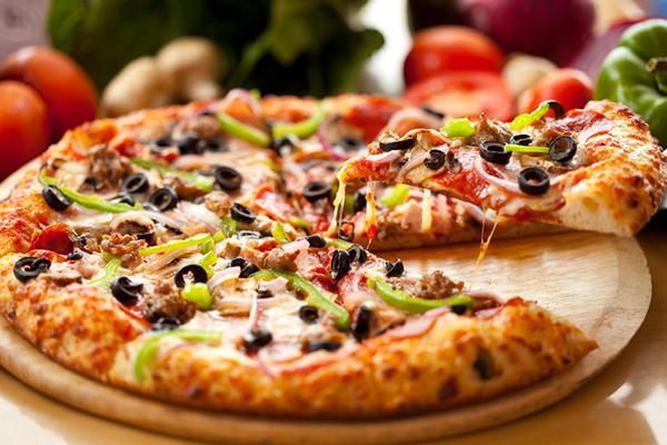 Pizza kiểu Mỹ