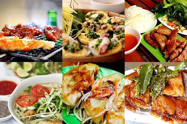 Ẩm thực đa dạng tại Nha Trang