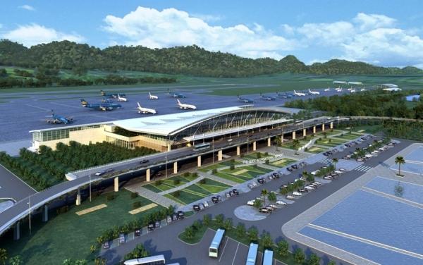 Sân bay Côn Sơn