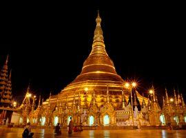Vé máy bay đi Myanmar giá rẻ chỉ từ 95 USD