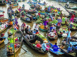 Thời gian bay từ Hà Nội đến Cần Thơ mất bao lâu?