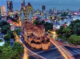 Thời gian bay từ Hà Nội đến Sài Gòn mất bao lâu?