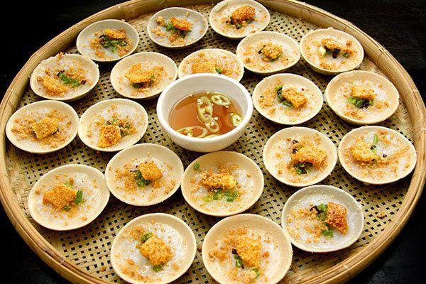 Bánh bèo chén - nét riêng ẩm thực Phú Yên