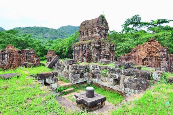 Thánh địa Mỹ Sơn - niềm tự hào của người Quảng Nam
