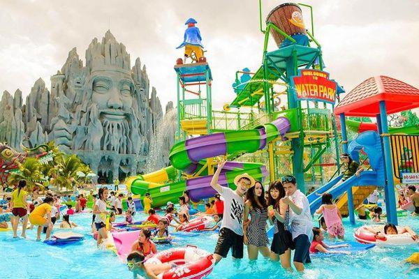 Suối Tiên - Điểm vui chơi hút khách du lịch